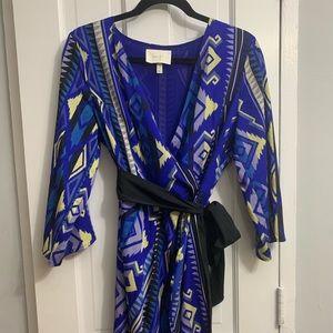 Yumi Kim Faux Wrap Dress